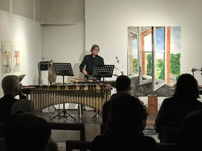 Time and Truth: 50 Years of Music for Percussion