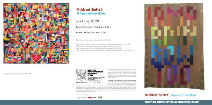 Mildred Beltré, Science of the Word