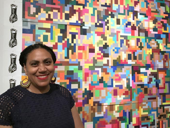 Artist's Talk with Mildred Beltré - June 15, 4pm