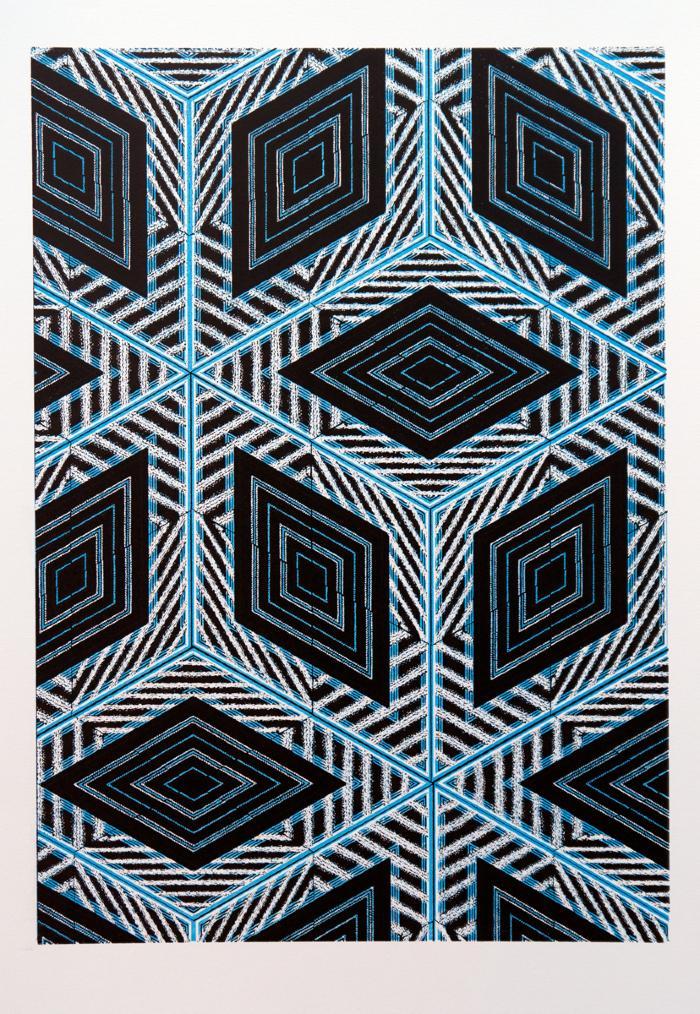 Noah Breuer, Swatch 15, Cubes CK