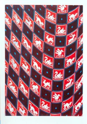 Noah Breuer, Animals: Blue and Red