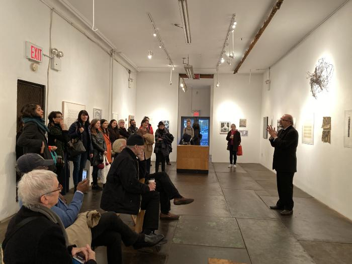 Curator's Talk with David Houston