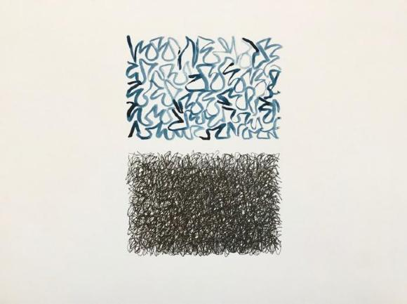 100 Works on Paper Benefit Exhibition: 2020