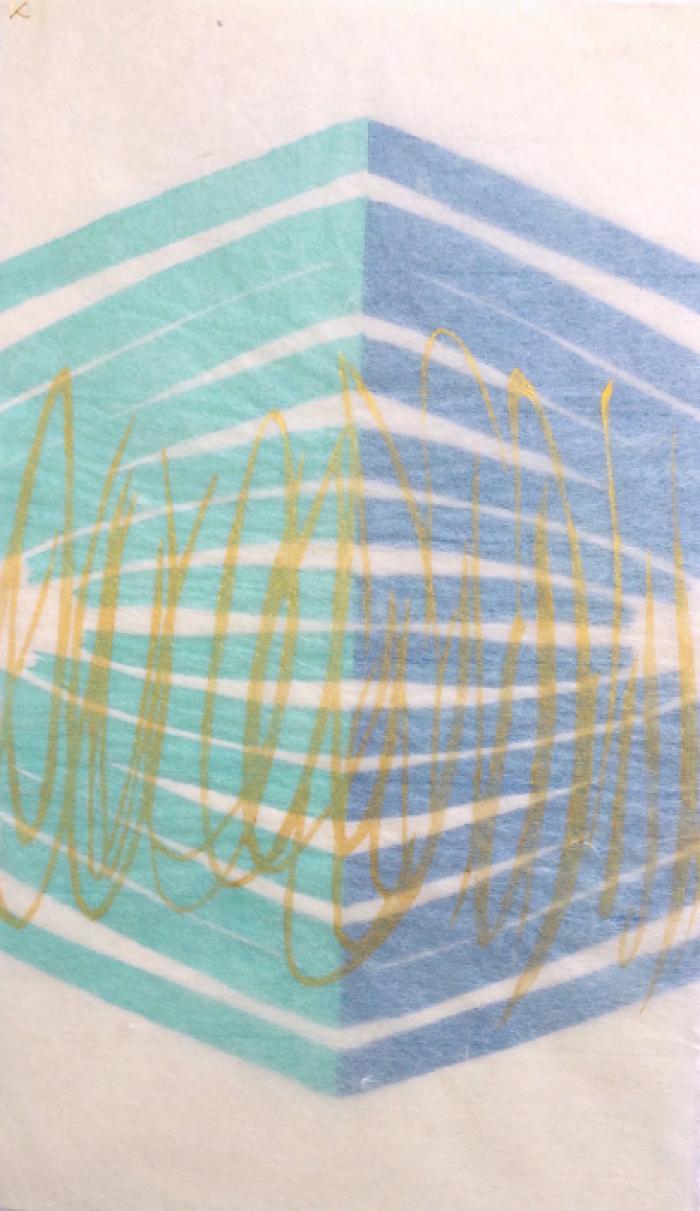 Blue Green Gold Mark