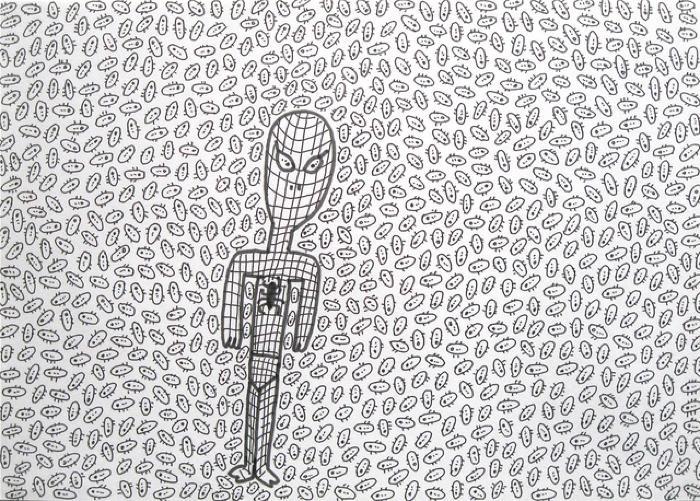 K. Saito, Spiderman