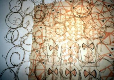 Ursula Clark, Spirals - Sacred Energy