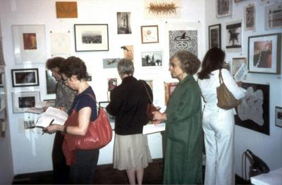 100  Works on Paper Benefit, 2004