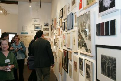 100 Works on Paper Benefit, May 19