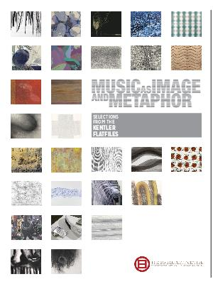 MUSIC AS IMAGE AND METAPHOR at the Bartlett Center