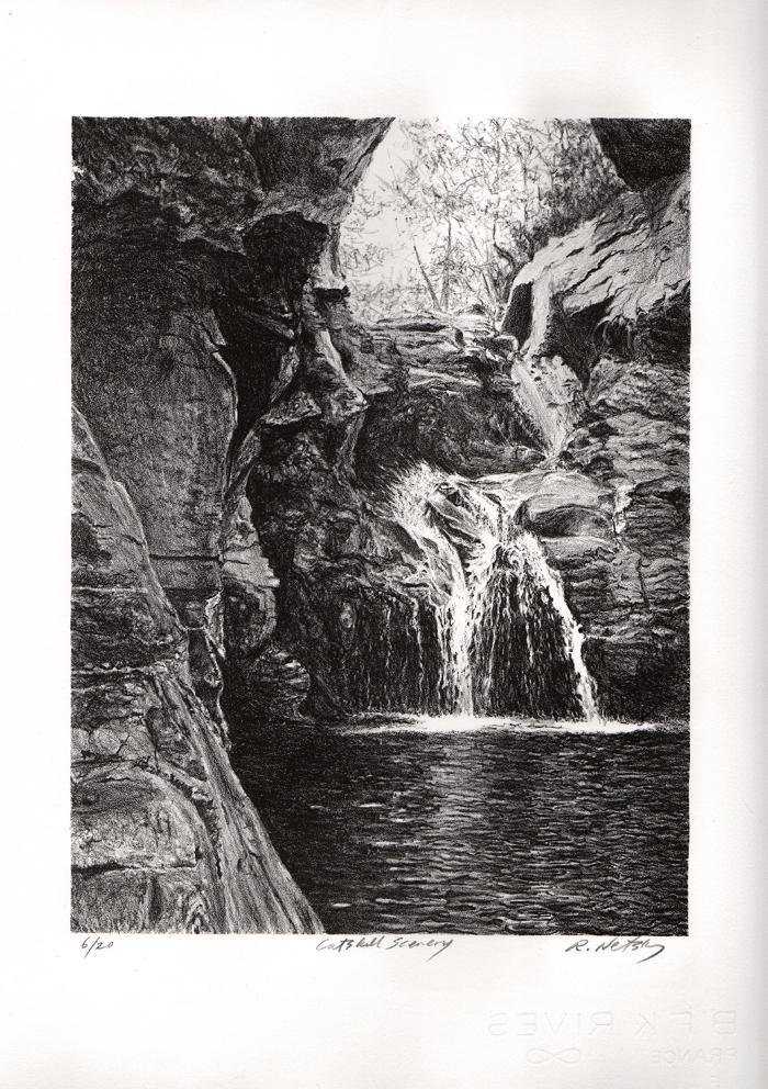 Ron Netsky, Catskill Scenery