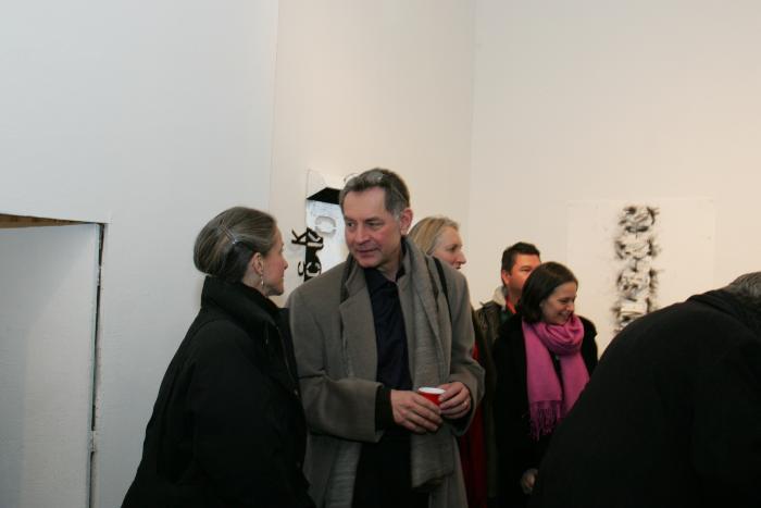 Artist's Talk: Barry Ledoux