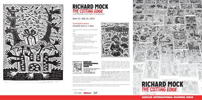 Richard Mock: The Cutting Edge