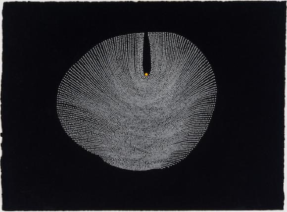 100 Works on Paper Benefit Exhibition: 2021