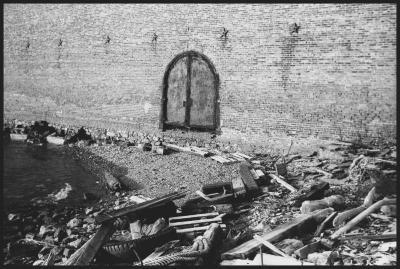 Janet Neuhauser, End of Van Brunt Pier, 1987