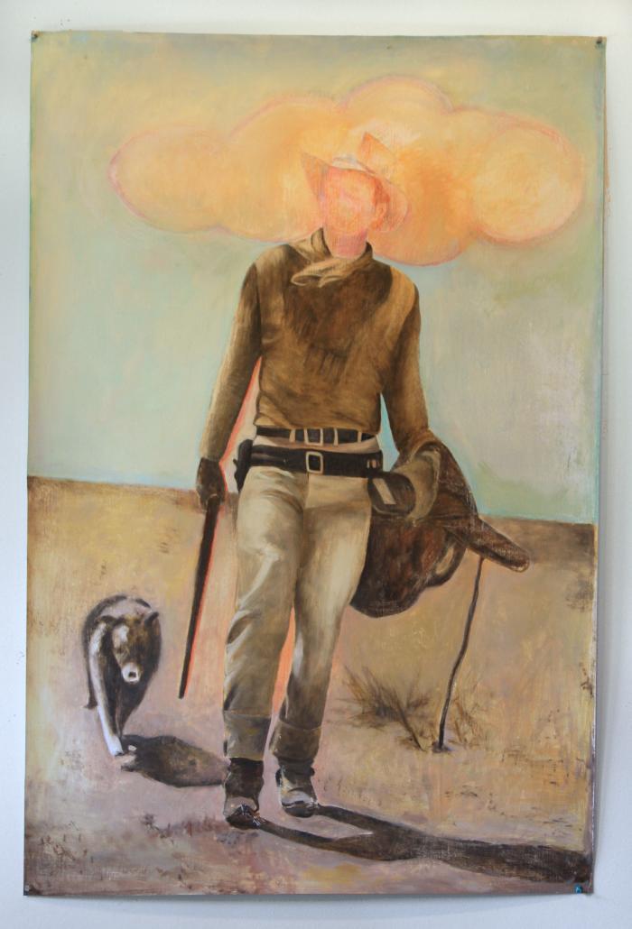 John Wayne, Head in the Clouds